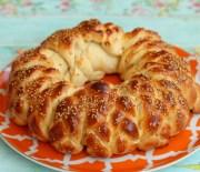Tahinli  Cevizli  Çörek