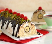 Muzlu  Pramit  Pasta ( Videolu  Pramit  Pasta Tarifi )