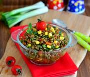 Yeşil  Mercimek  Salatası ( Videolu  Tarif)