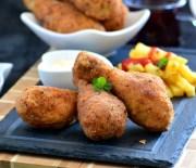 Tavada  Çıtır  Tavuk  Baget  Tarifi