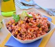 Pancarlı Makarna  Salatası