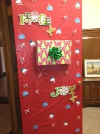 Classroom Door Decorating Contest Rubric - door ...