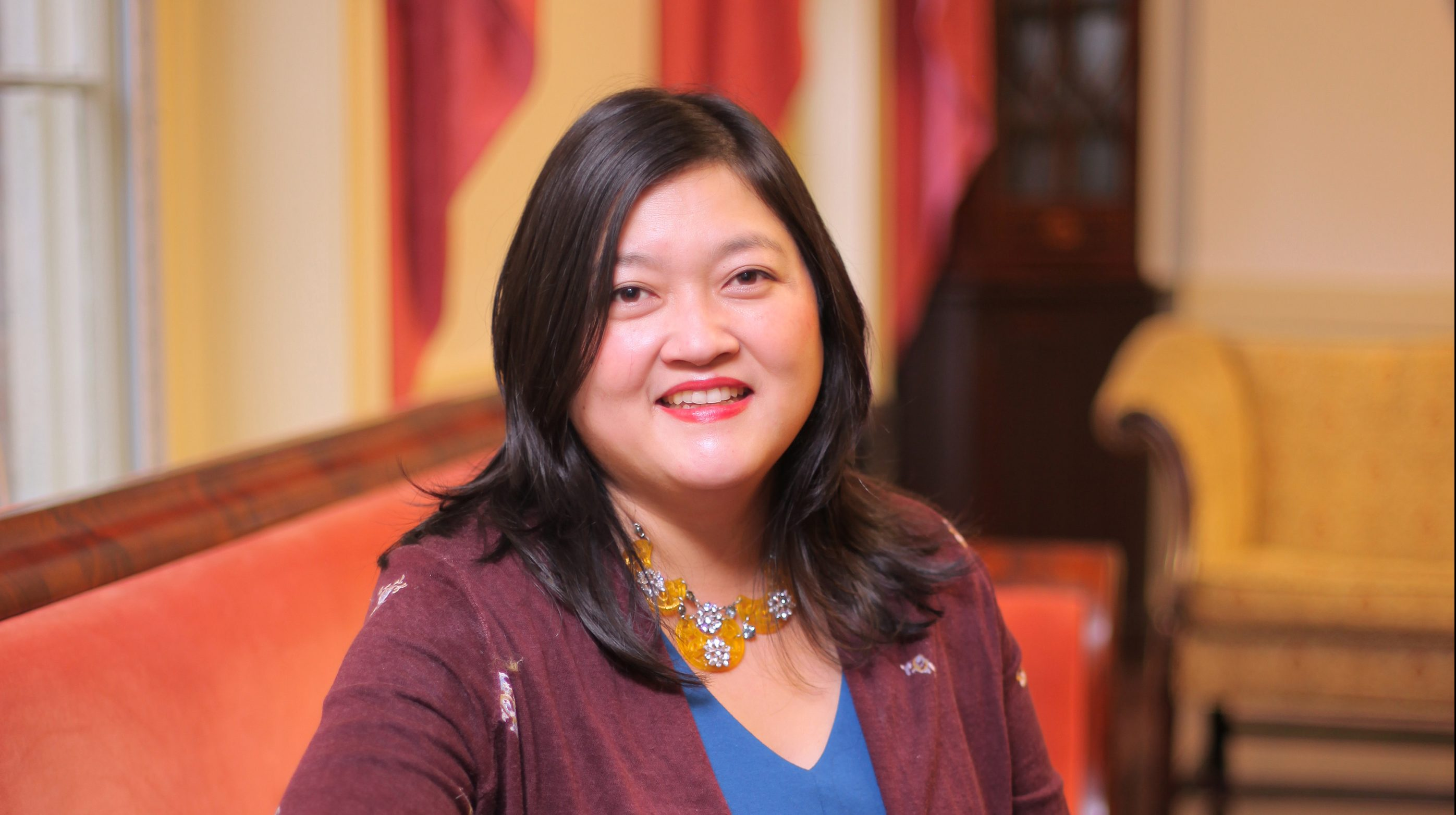 A picture of professor Dorothy Kim