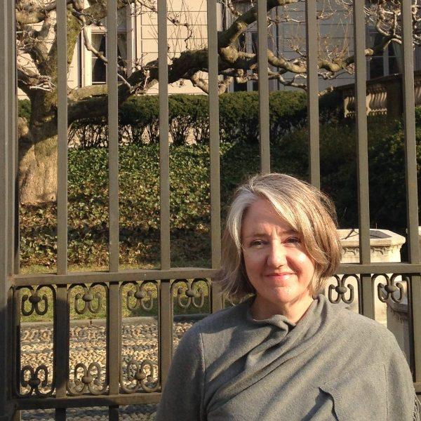 A picture of professor Julia DeLancey
