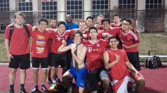 I #makemoves by playing soccer with my friends almost every single day whether it be at Cole Field House, La Plata Beach, Frat Row, Comcast Turks, or the Engineering Fields! #lovesoccer #dailyexercise #passion #worldcupcomingsoon #bestsportever (Submitted by Kevin An)