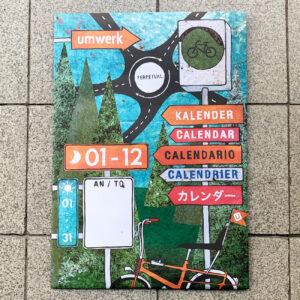 Immerwährender Kalender, Thema Fahrrad