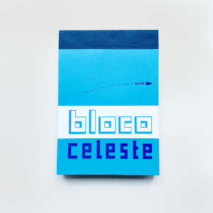 SERROTE - Notizblock BLOCO CELESTE
