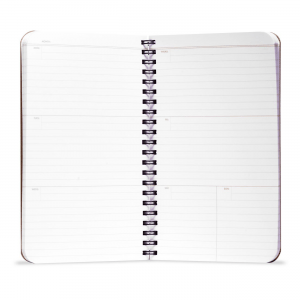 Field Notes, 56-Week Planner, Kalender jahresunabhängig,