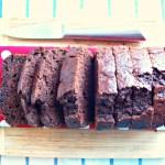 Cake rapide double chocolat (version light)
