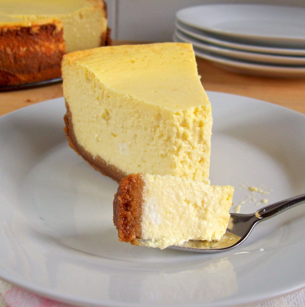 Gâteau au fromage (cheesecake)