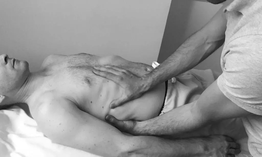 Osteopathy-Manipulation
