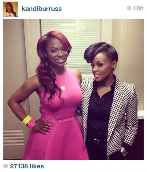 Kandy and Janelle Monae