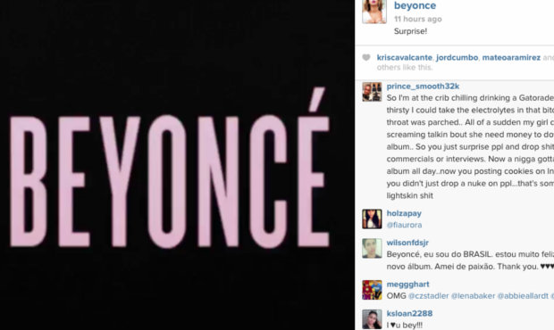 beyonce_new_album_instagram