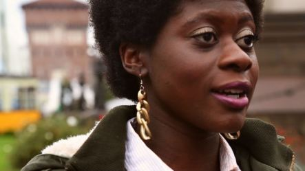Evelyne: Founder of Nappytalia.it, Evelyne has been one of the driving forces between the spread of the Natural Hair Movement in Milan. In addition to helping women learn the basics of hair care her site also celebrates multi-cultural identities.