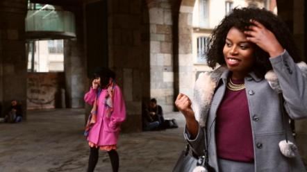 """Grazia: Her name literally translates to """"thank you"""" in Italian. Grazia, a Nigerian-Italian, is one of the founders of Afro Italian Souls (afroitaliansouls.tumblr.com), a platform dedicated to showing Black excellence in Italy."""