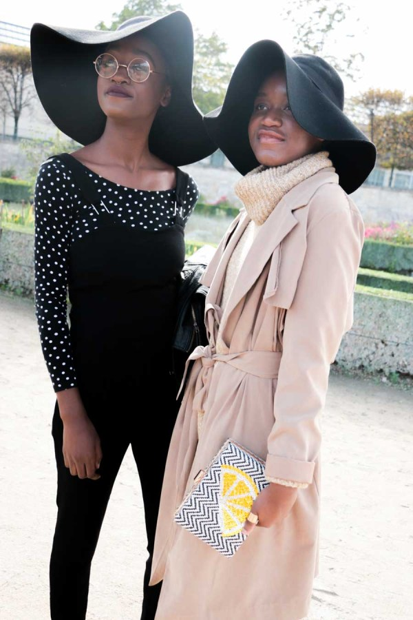 Wear Floppy Hat Fall -ruly