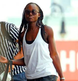 Lupita, Long Cornrows