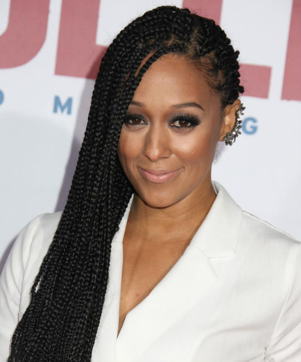 Tia Mowry Box Braids