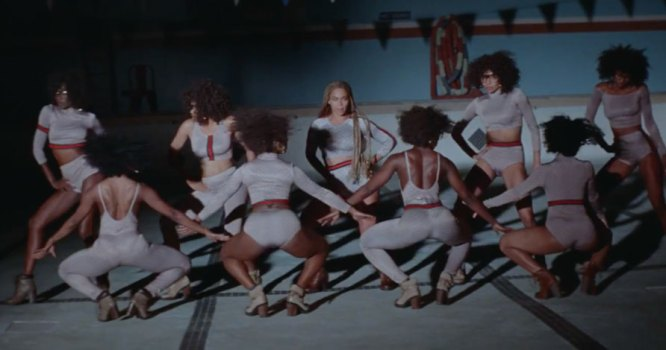 beyonce formation dance