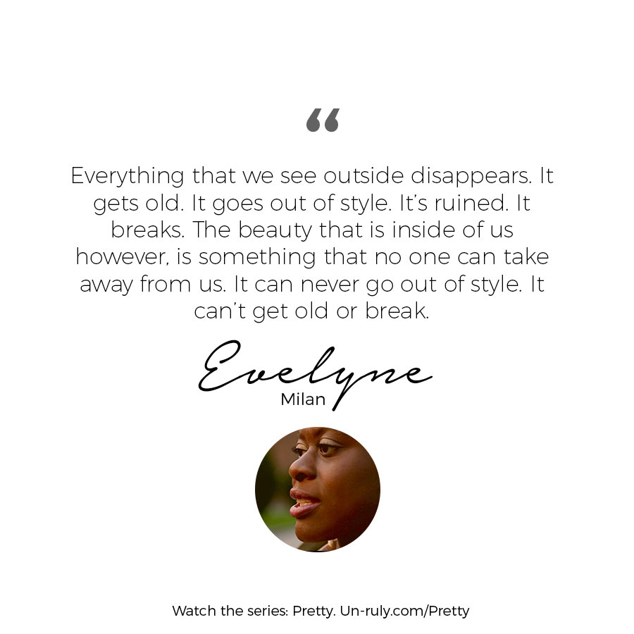 evelyne-beauty-standards-quote