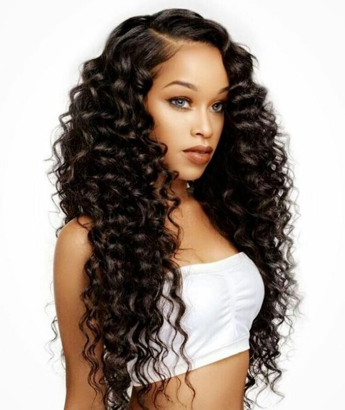 Black_Hair_Un-Ruly_Loose_Wave_Weave