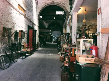 Armazem - Vintage shopping