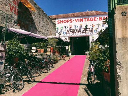 Armazem - Vintage shopping