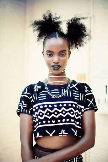 summer_hairstyles_blackwomen_afro-puff