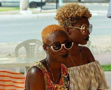 summer_hairstyles_blackwomen_tapered_blond_twa