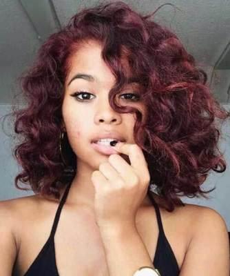 summer_hairstyles_blackwomen_wavy_red_hair