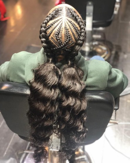 brooklyn-hairbraider-vixenstylze-cornrows-weave-ponytail