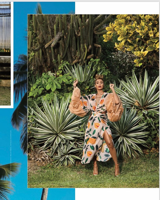 """Sneak Peak Resort ✨ 2020 ✨ Featured in the June travel issue of @essence in our beautiful homeland of Grenada! 📸@itayshaphoto styled by: @meccajw #puregrenada"" via @feism"