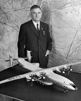 Олег Константинович Антонов (1906-1984) 11