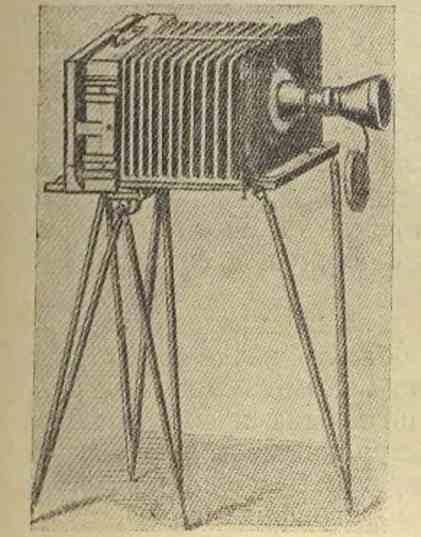 так выглядел фотоаппарат 180 лет назад