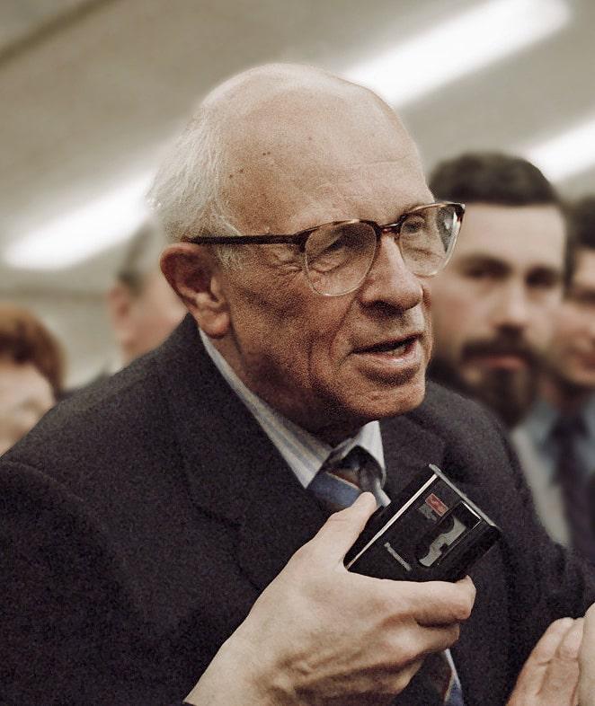 Андрей Дмитриевич Сахаров 10