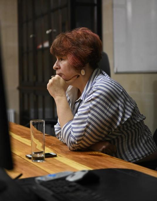 Будущее Украины с точки зрения религоведа, профессора Богачевской 3
