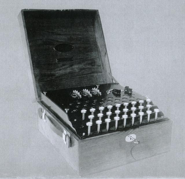 История загадочной и легендарной шифровальной Enigma 15
