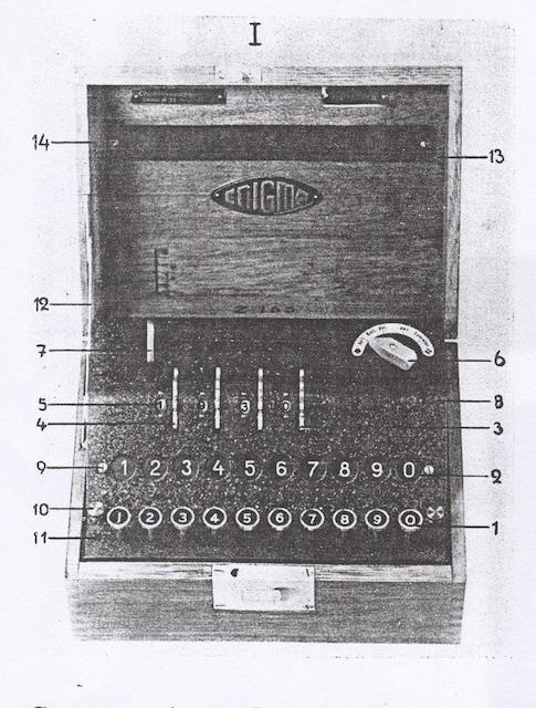 История загадочной и легендарной шифровальной Enigma 19