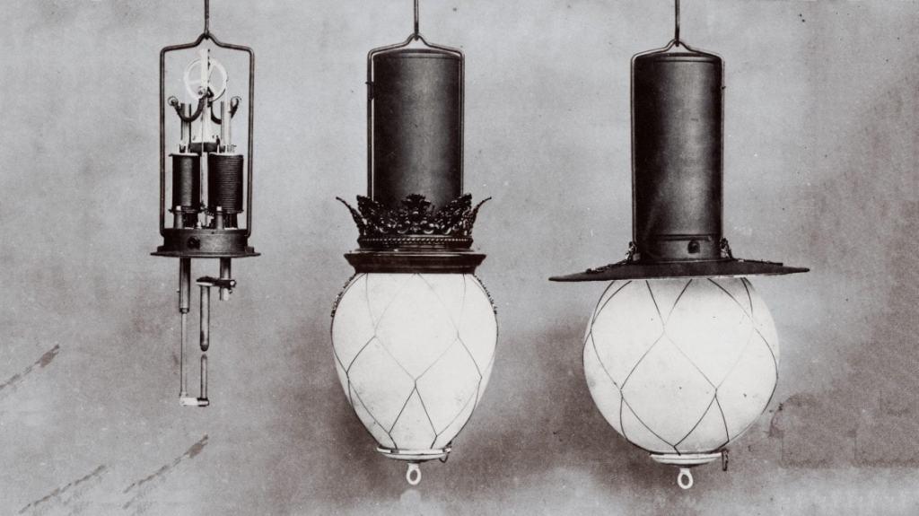 История развития ламп накаливания 4