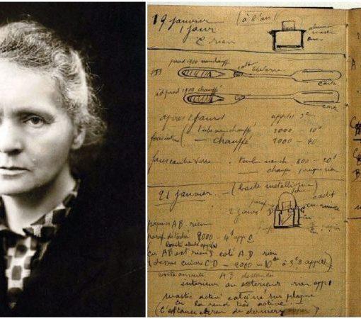 Исследовательские работы Марии Кюри остаются радиоактивными 100 с лишним лет спустя 9