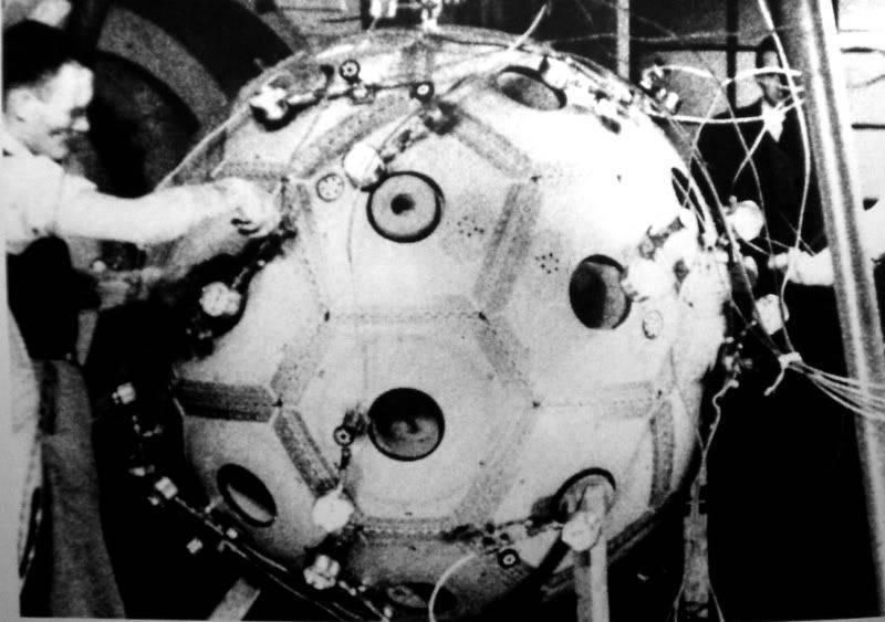 Полигоны ядерных испытаний Австралии. Ч.1 2