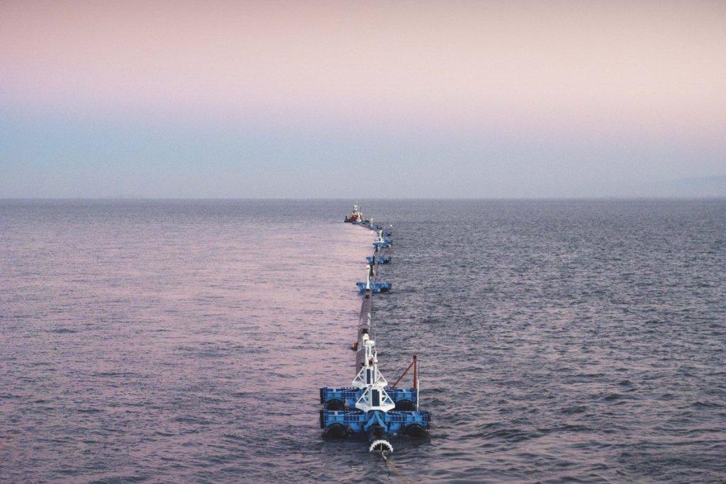 В США запустили Ocean Cleanup — систему очистки океана от пластика 6