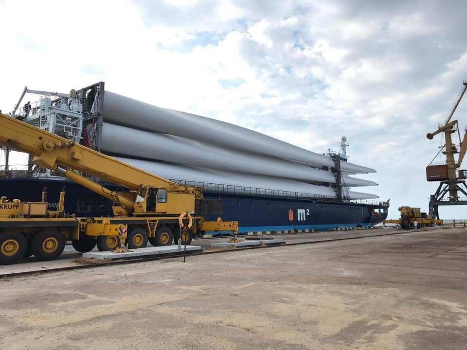 На Херсонщине началось строительство одной из самой мощной ВЭС в Украине 1