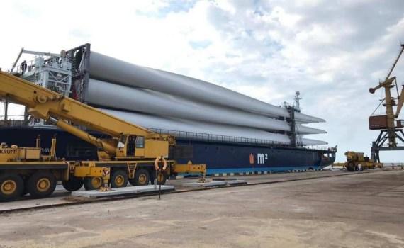 На Херсонщине началось строительство одной из самой мощной ВЭС в Украине 9