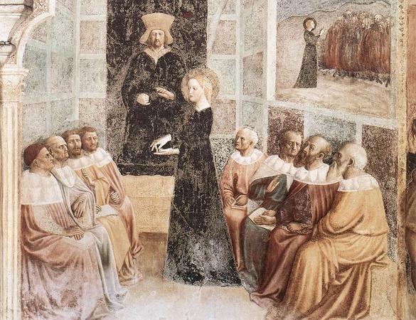 Гипатия Александрийская: женщина-ученый, обвиненная в чародействе и погибшая от рук религиозных фанатиков 2