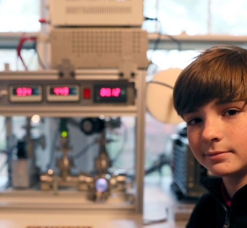 13-летний подросток в своей комнате самостоятельно собрал термоядерный реактор 2