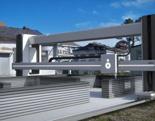 Технология 3D-печати жилых домов за 24 часа становится реальностью 6