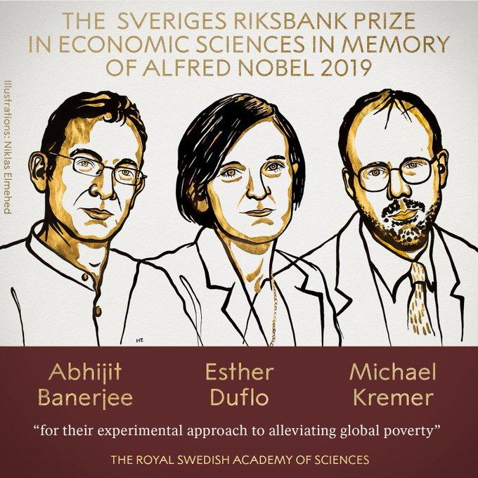Нобелевскую премию по экономике присудили за экспериментальный подход к борьбе с бедностью 2