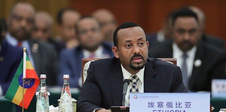 Нобелевскую премию мира вручили премьер-министру Эфиопии 2