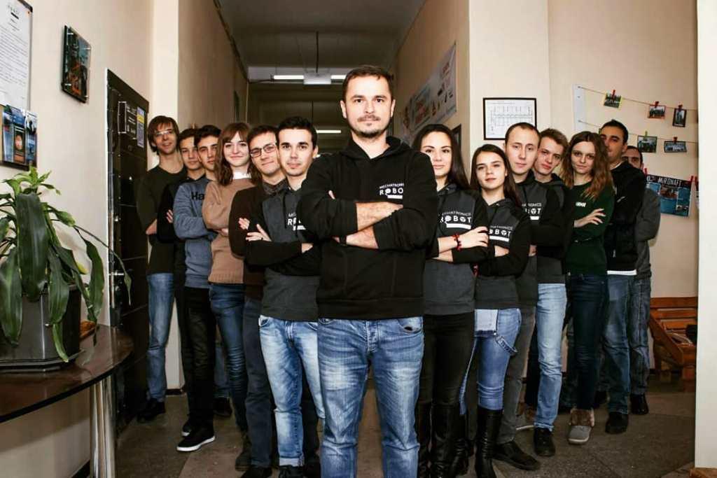 От идеи - к реализации. Робототехника в Украине 2